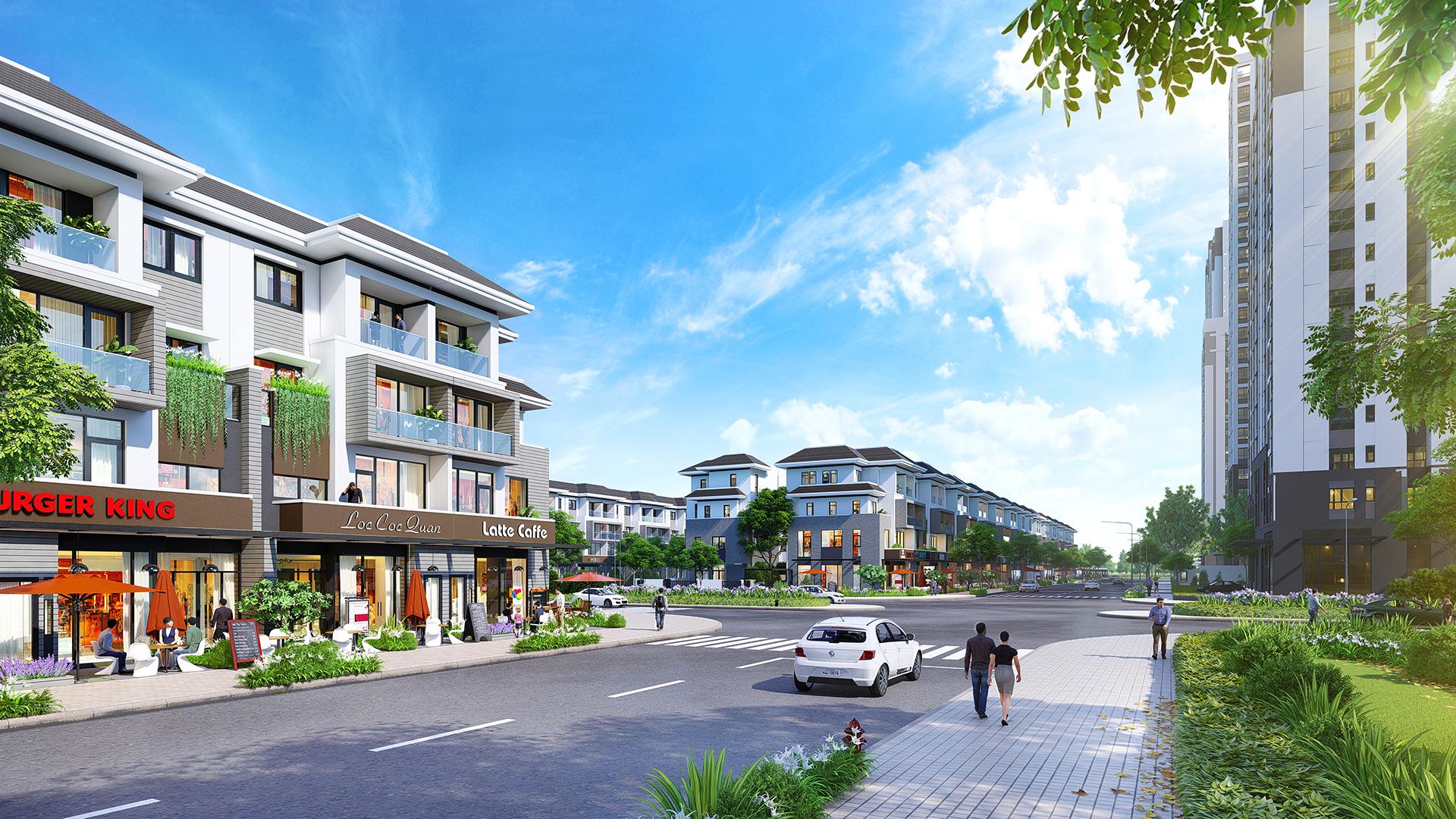 Lavila Đông Sài Gòn Kiến Á quận 2